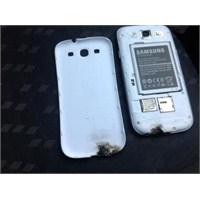 Samsung Galaxy S İii'ün Patlamasının Nedeni ...