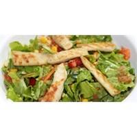 Fazlıkızı İzgara Tavuklu Karışık Salata