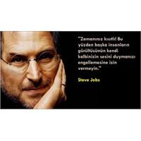 Steve Jobs'un Anısına