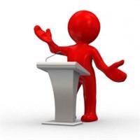 Uzmanına Sorun : Topluluk Önünde Konuşma Problemi
