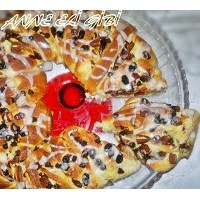 Anne Eli Değmiş Çelenk Kek