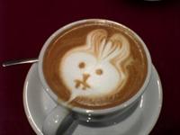Kahve Üstüne İlginç Resim Sanatı