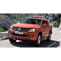 2013 Volkswagen Amarok Canyon Duyuruldu