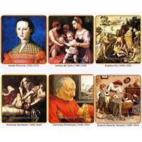 İtalyan Ressamların Biyografi Ve Tabloları