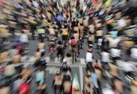 Çıplak Protestocuların İlginç Eylemi