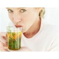 Yeşil Çay Kanser Riskini Düşürür