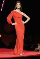 2009 Tek Kollu Elbise Modası
