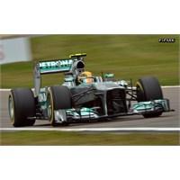2013 Almanya Gp'inde Pole Pozisyonu Hamilton'un !!