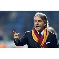 Mancini Esti, Gürledi: Sahaya Çıkan, Ciddi Olacak!