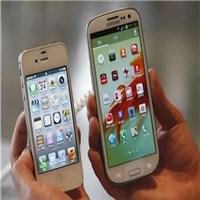 Samsung Apple'ı Ezdi Geçti
