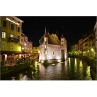 Fransa'nın Venedik'i: Annecy