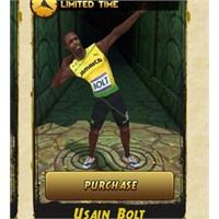 Temple Run Karakterlerine Usain Bolt Katıldı!