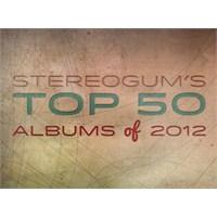 2012'nin En İyi Albümleri Listeleri: Stereogum