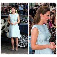 Kate Middleton'ın Hamilelik Stilleri