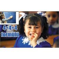 Dünyada Zorunlu Eğitim Ve 4+4+4 Eğitim Reformu