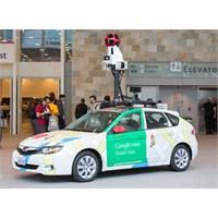 Google 360' Sokak Görüntülerini Nasıl Topluyor?