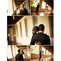 Damatla Gelinin Düğün Günü İlk Anını Fotoğraflayın