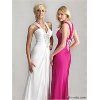 Beyaz Abiye Modelleri 2014