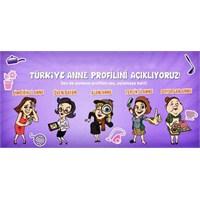 """Türk Annelerinin """"Annelik Profilleri"""" Tespit Edild"""