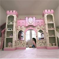 Genç Kızlar İçin Masal Odası Mobilya Modelleri