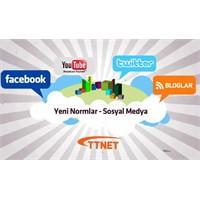 Yeni Normlar – Sosyal Medya