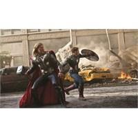Yenilmezler - The Avengers Vizyona Giriyor