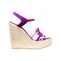 Dolgu Topuklu Bayan Yazlık Ayakkabı Kolleksiyonu