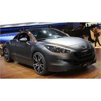 Peugeot Rcr R 2013'de Yollarda Olacak!