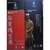 Çin Yeraltı Ordusu Terracotta Askerleri Sergisi