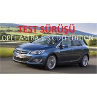 Test Sürüşü - Opel Astra 1.3 Cdti Edition
