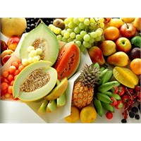 Meyvelerle Gelen Cilt Güzelliği