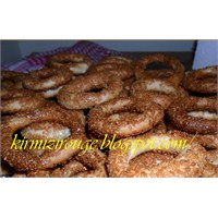 Kandil Simidi (Pastacılık Kursundan)