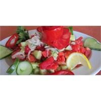 Fazlıkızından Salata (Çoban)