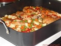Fırında Tepsi Tavuk Nasıl Hazırlanır?