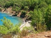 Antalya Adrasan Koyu, Konaklama, Sahil, Antik Kent