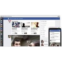 Facebook Da Değişim