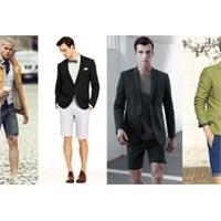 Erkek Modasının Şık Ve Rahat Parçası: Şort