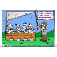 Toplu Sünnet – Karikatür