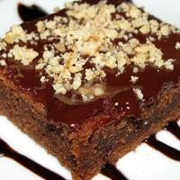 Çikolatalı Cevizli Kek Tarifi...