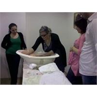 20 Ekim'de Yaptiğimiz Bebekeşya Destekli Doğum Son