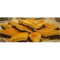 Mutfağım Programı Sivas Yöresi Baklava Böreği