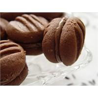 Kakaolu, Fındık Kremalı Kurabiye - Yogurtkitabı.Co