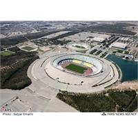 İran İzlenimleri 11: Dünyanın Dördüncü Büyük Stadı