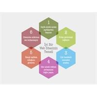 İyi Bir Web Sitesi İçin 6 Öneri