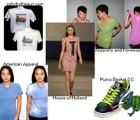 Isıyla Renk Değiştiren Giysiler
