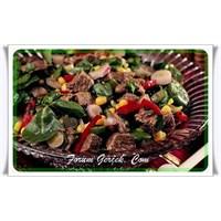 Değişik Bir Salata Tarifi | Et Salatası