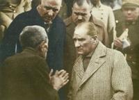 Atatürk İle Halil Ağanın Müthiş Öyküsü