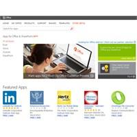 Microsoft, Office 2013 İçin Mağaza Açtı