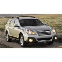Subaru Outback Ve Yeni Brz'ye Kanada'dan İki Ödül!