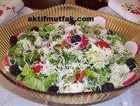 Karışık Salata 3